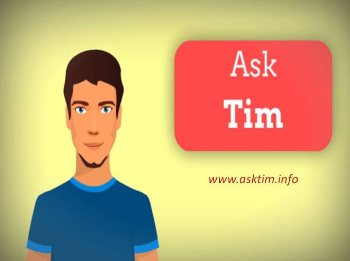 Ask Tim 13