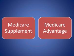 Changing Medicare Options Chart