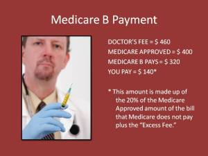 Medicare B Payment