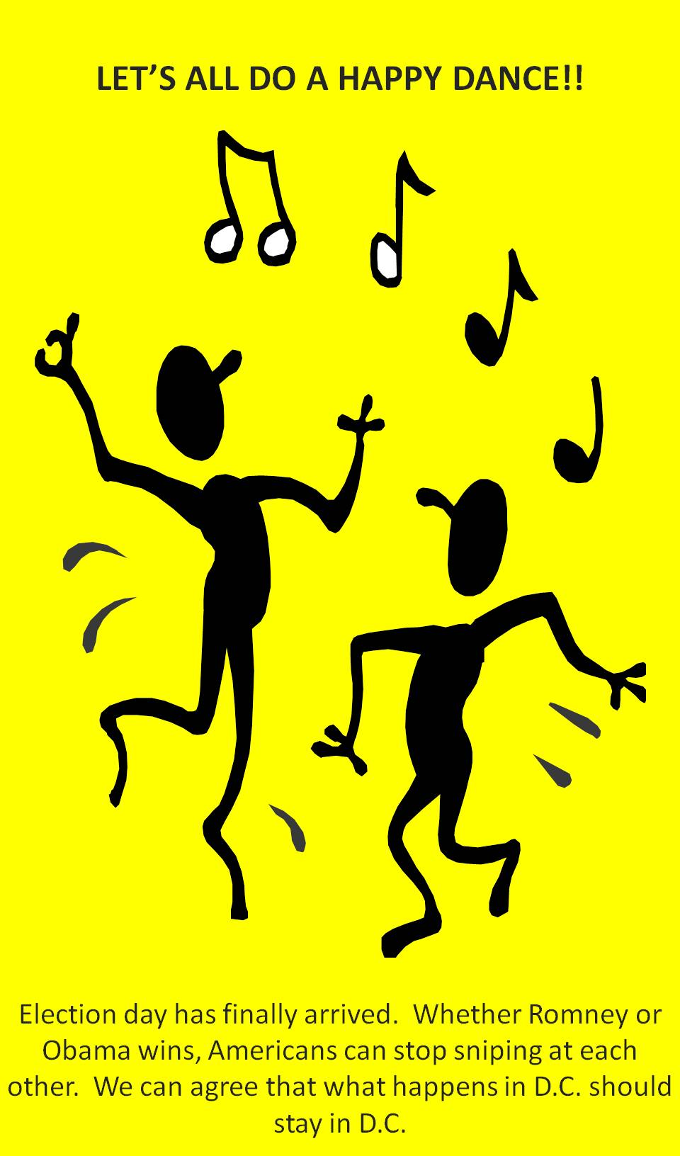 happy dance the insurance barn