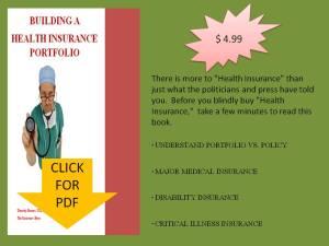 Building A Health Insurance Portfolio