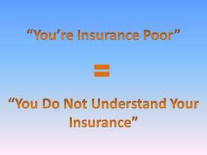 Insurance Poor