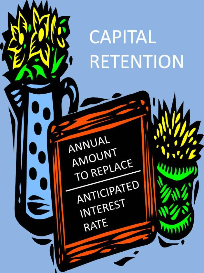 Capital Retention