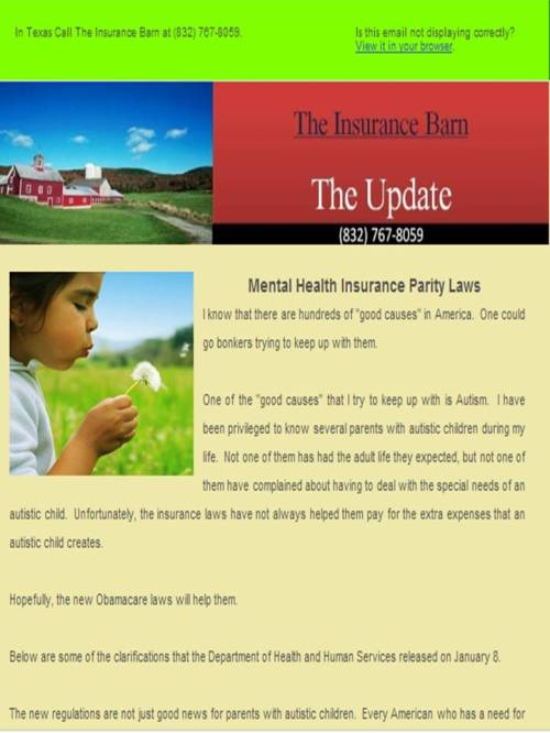 Click the graphic to read this week's update.