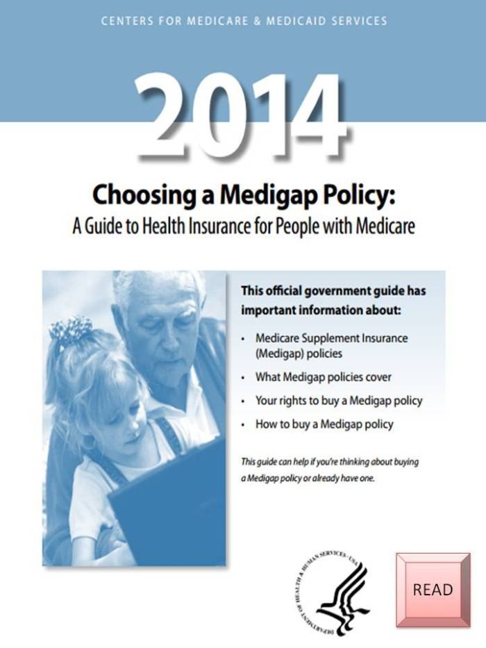 2014 Choosing a Medigap Policy