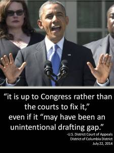 Obamacare Court of Appeals