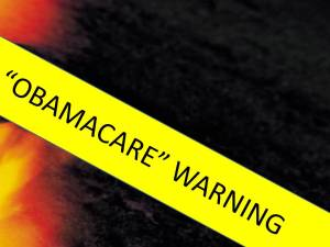 Obamacare Warning
