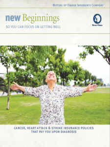 New Beginnings brochure.
